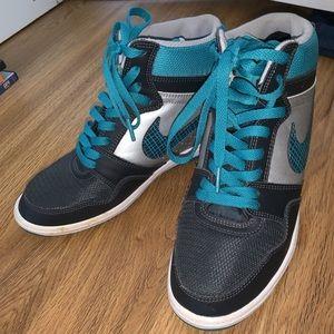 Nike's sneaker wedges